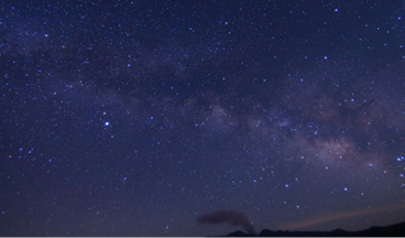 Starry sky of Kashiwagidaira_photo